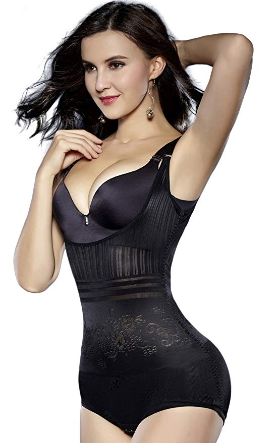 Sunzel Women's Body Briefer Smooth Wear