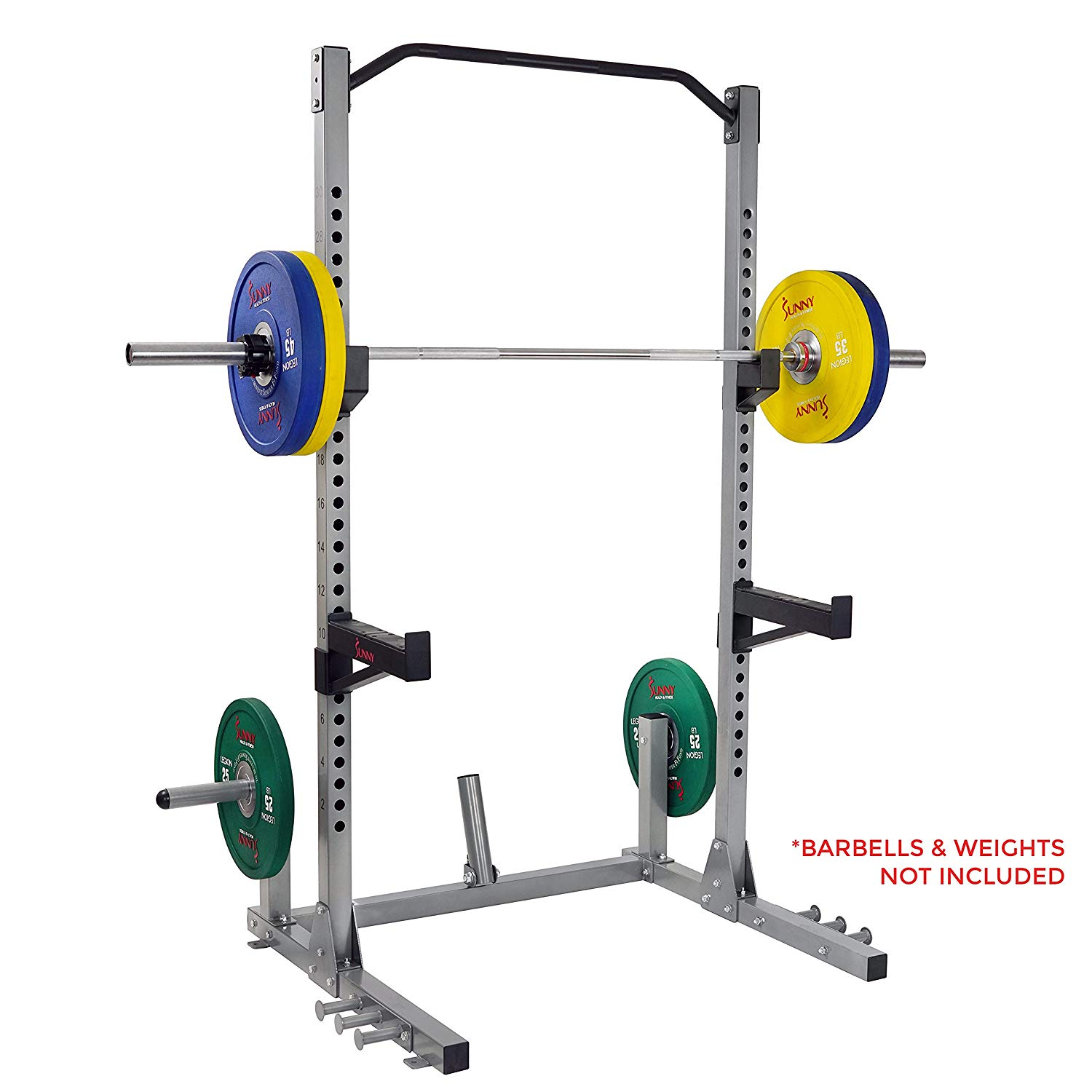 Sunny Health & Fitness Power and Squat Rack