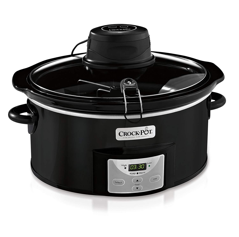 Crock-Pot SCCPVC600AS-B
