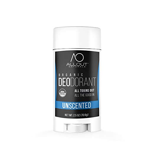 All Out Naturals Organic Deodorant