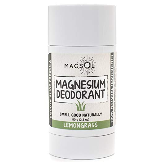 Lemongrass Magnesium Deodorant