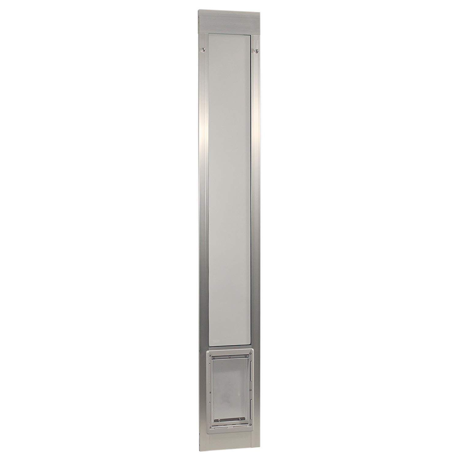 Ideal Pet Products Fast Fit Aluminum Pet Patio Door
