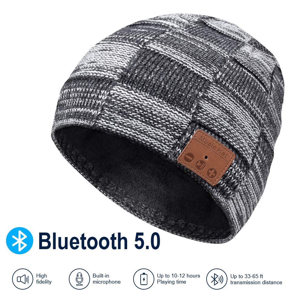 Bluetooth Beanie, V5.0 Bluetooth Hat