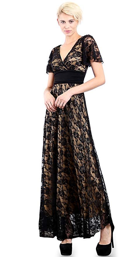 Top 10 Plus Size Formal Dresses under 100$ for Women in 2019