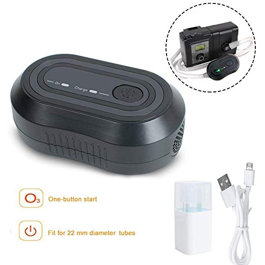 CPAP Cleaner and Sanitizer, scenstar Portable Mini CPAP Cleaner Disinfector CPAP Air Tubes Clean