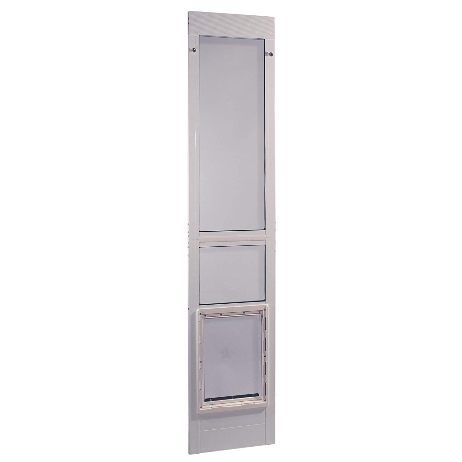 Ideal Pet Products Aluminum Modular Pet Patio Door