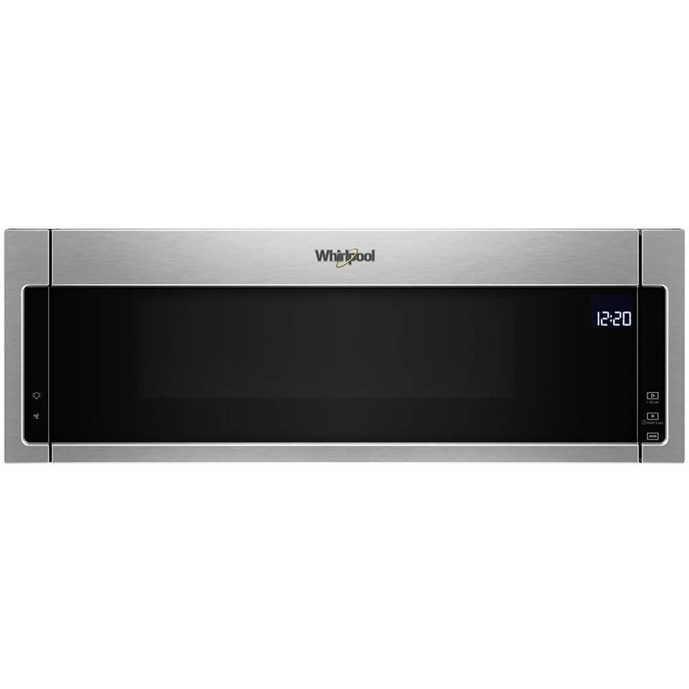 Whirlpool WML75011HZ 1.1 Cu. Ft. Stainless Over-the-Range Microwave Oven