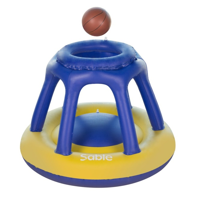 Sable Inflatable Pool Basketball Hoop