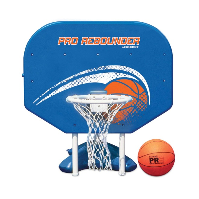 Poolmaster Pro Rebounder Poolside Basketball Game
