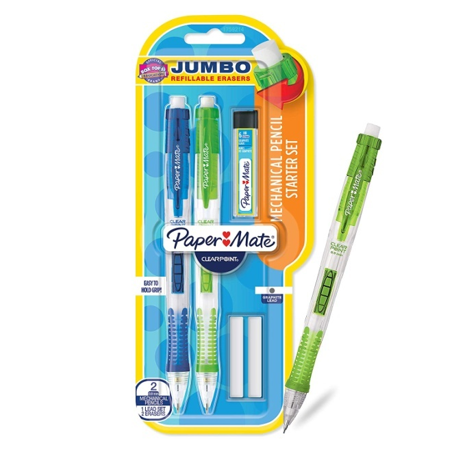 Paper Mate Clearpoint Mechanical Pencils with Refills