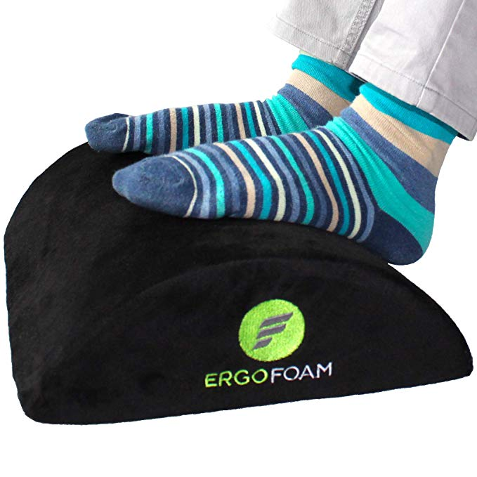 Ergonomic Foot Rest Under Desk