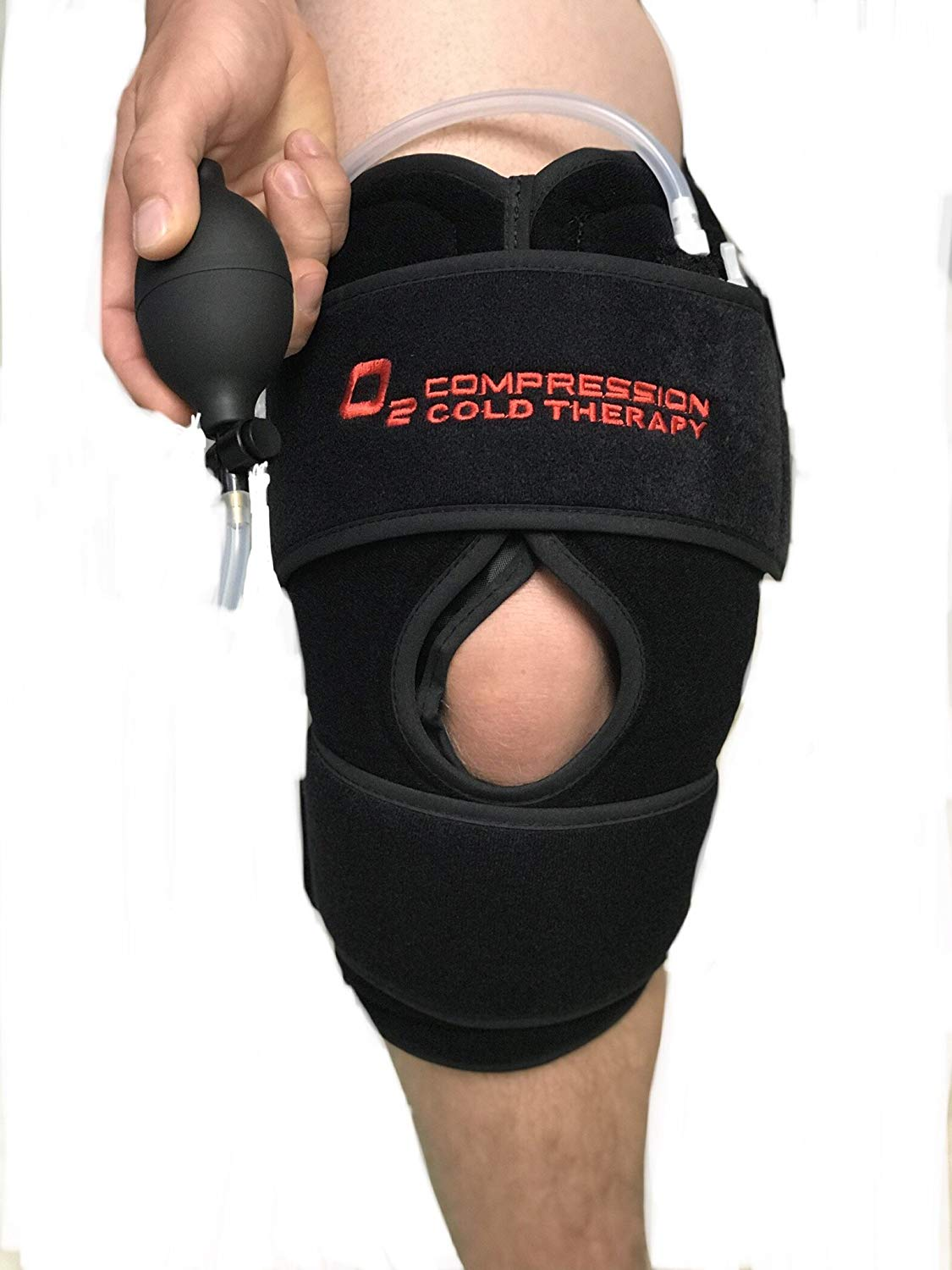 O2 Cold Therapy Knee Wrap