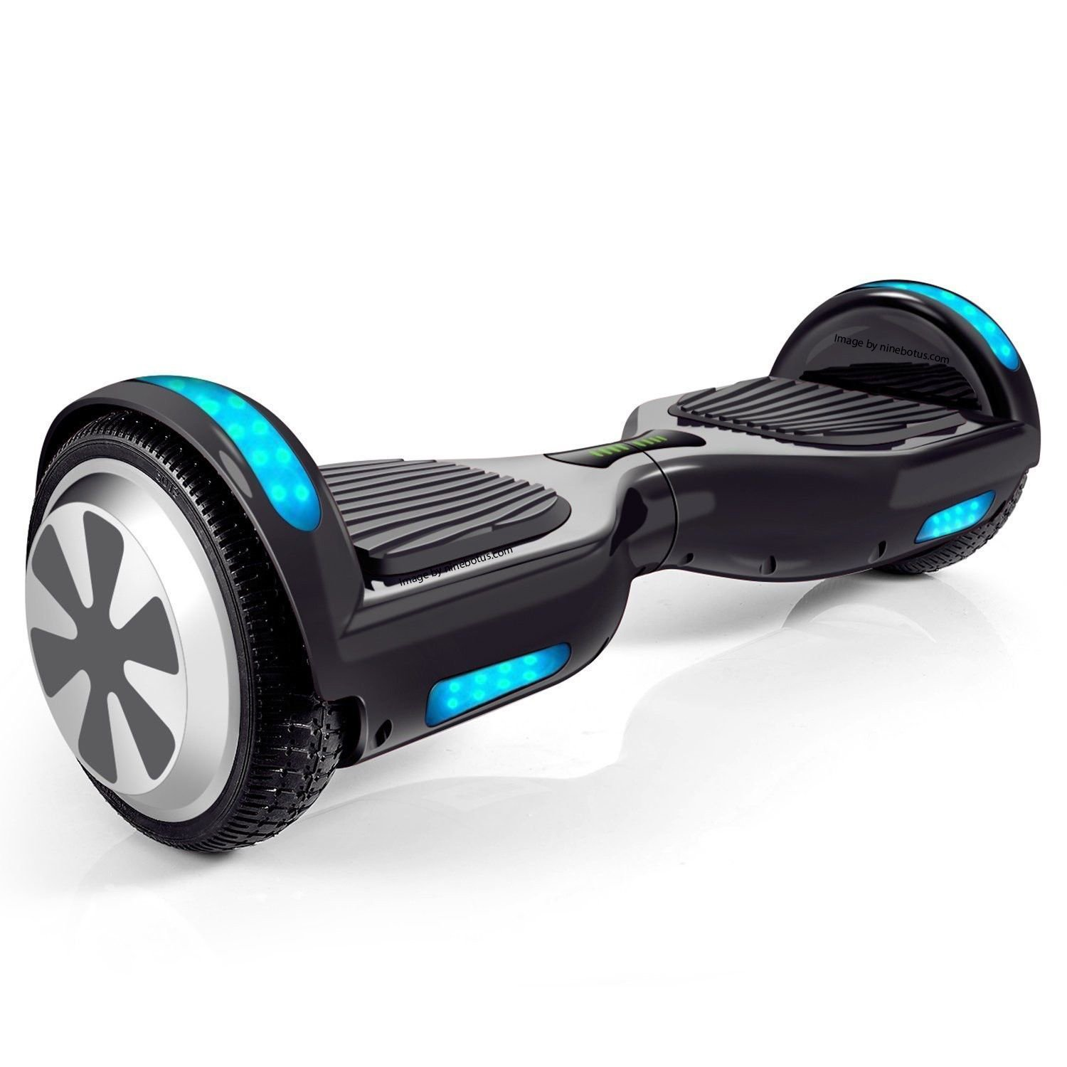 """Hoveroid 6.5"""" Electric Self-Balancing Hoverboard Two-Wheel Scooter with Bluetooth Speaker with Side LED Lights UL2272 Certified - Cheap Hoverboards under 250$"""