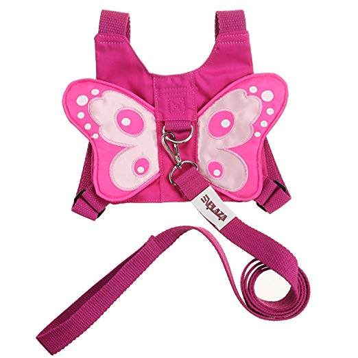 EPLAZA Baby Toddler Walking Safety Butterfly Belt - Kid Leashes