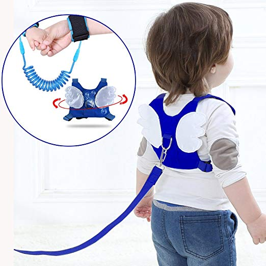 (2 kits)Anti Lost Wrist Link 2 meters Wrist Leash