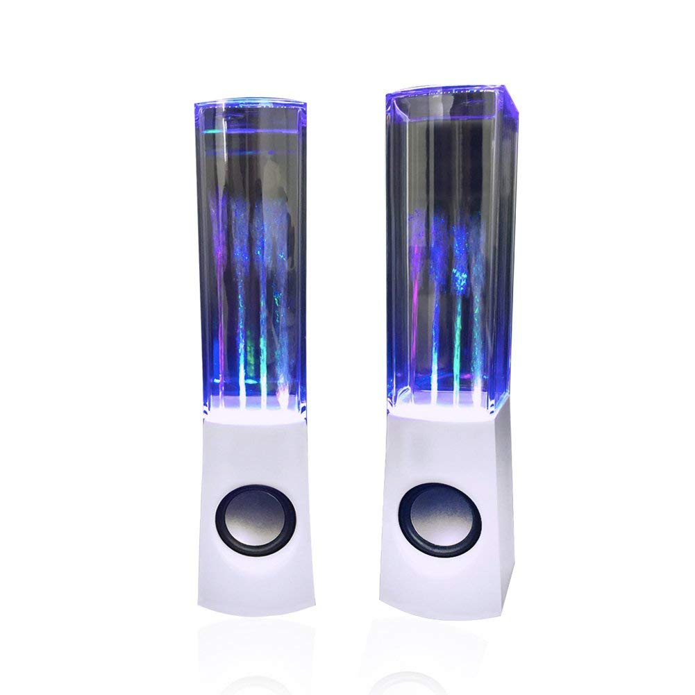 Aolyty Colorful LED Dancing Water Fountain