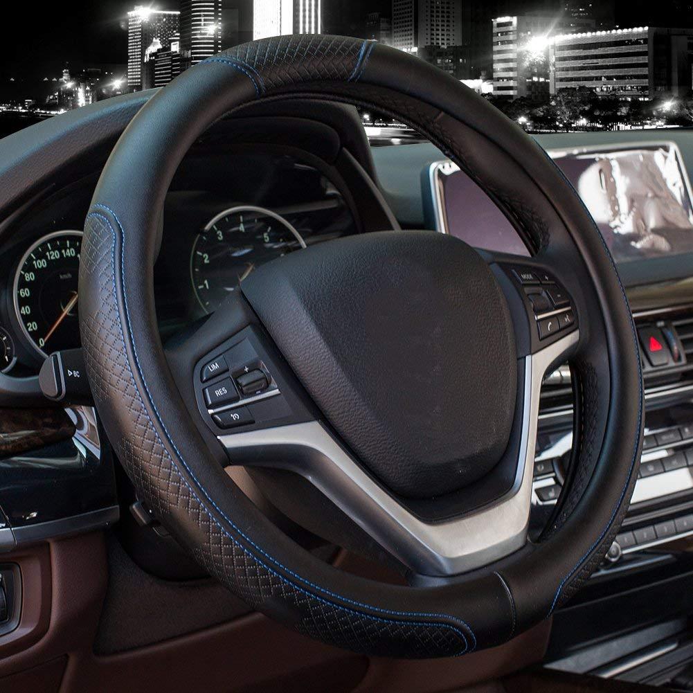 Valleycomfy Steering Wheel Covers Universal