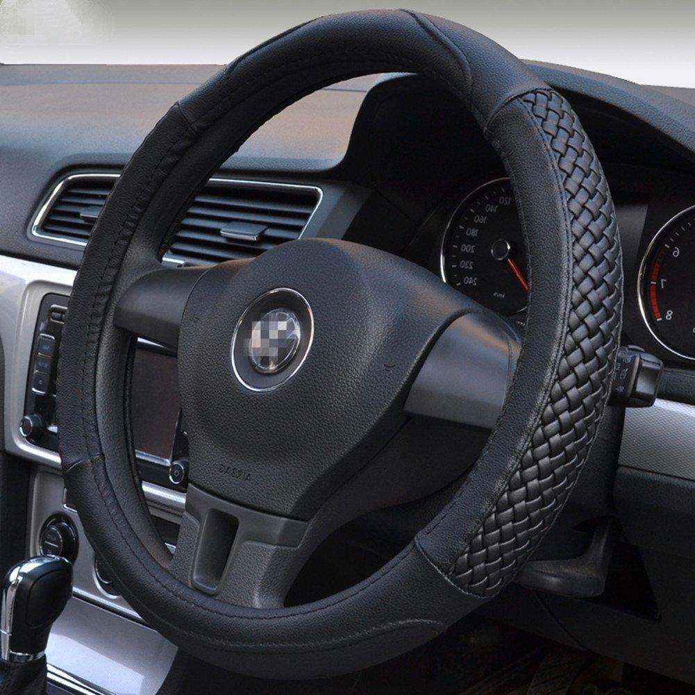 Moyishi Top Leather Steering Wheel