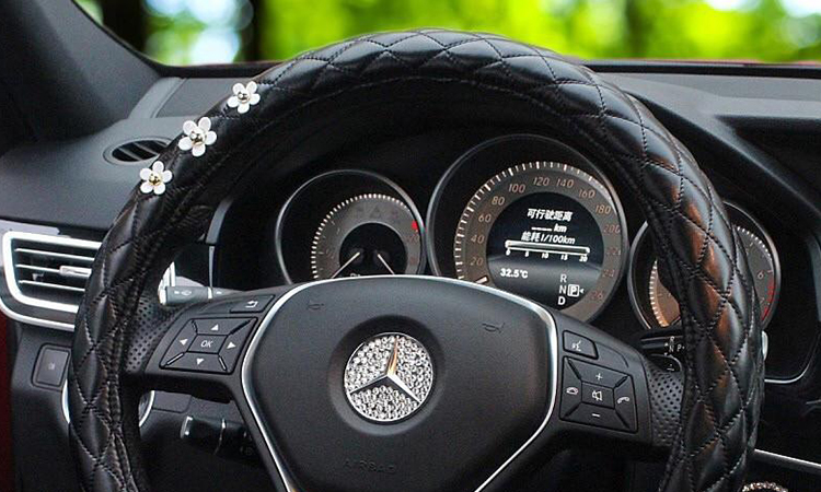 Best Leather Steering Wheel Covers | High Quality Leather