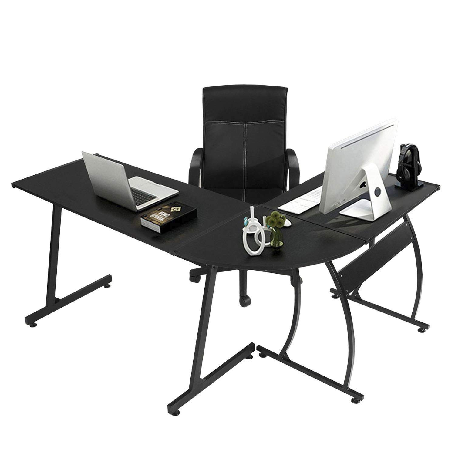 GreenForest L-Shape - Gaming Desks