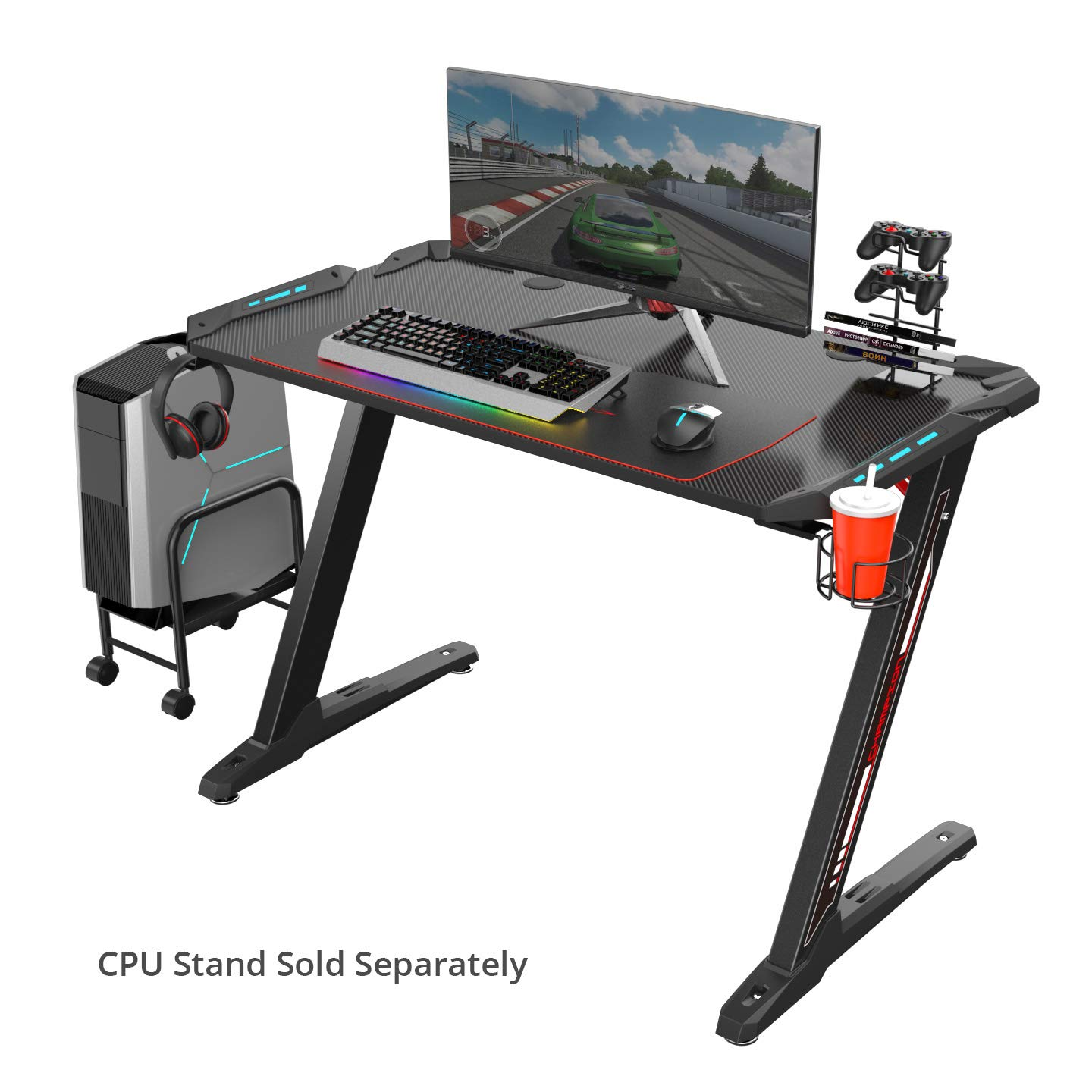 Eureka Ergonomic Z1-S - Gaming Desks