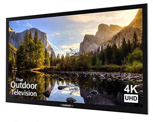 SunBriteTV Outdoor TV 43-Inch Veranda (1st Gen) 4K Ultra HDTV LED Black - SB-4374UHD-BL