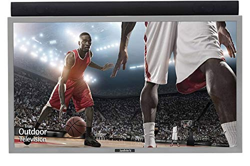 SunBriteTV Outdoor 49-Inch Pro HD LED TV - SB-4917HD-SL Silver