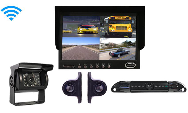 Top 10 Wireless Backup Cameras in 2019 – Flexible Vehicle Compatibility