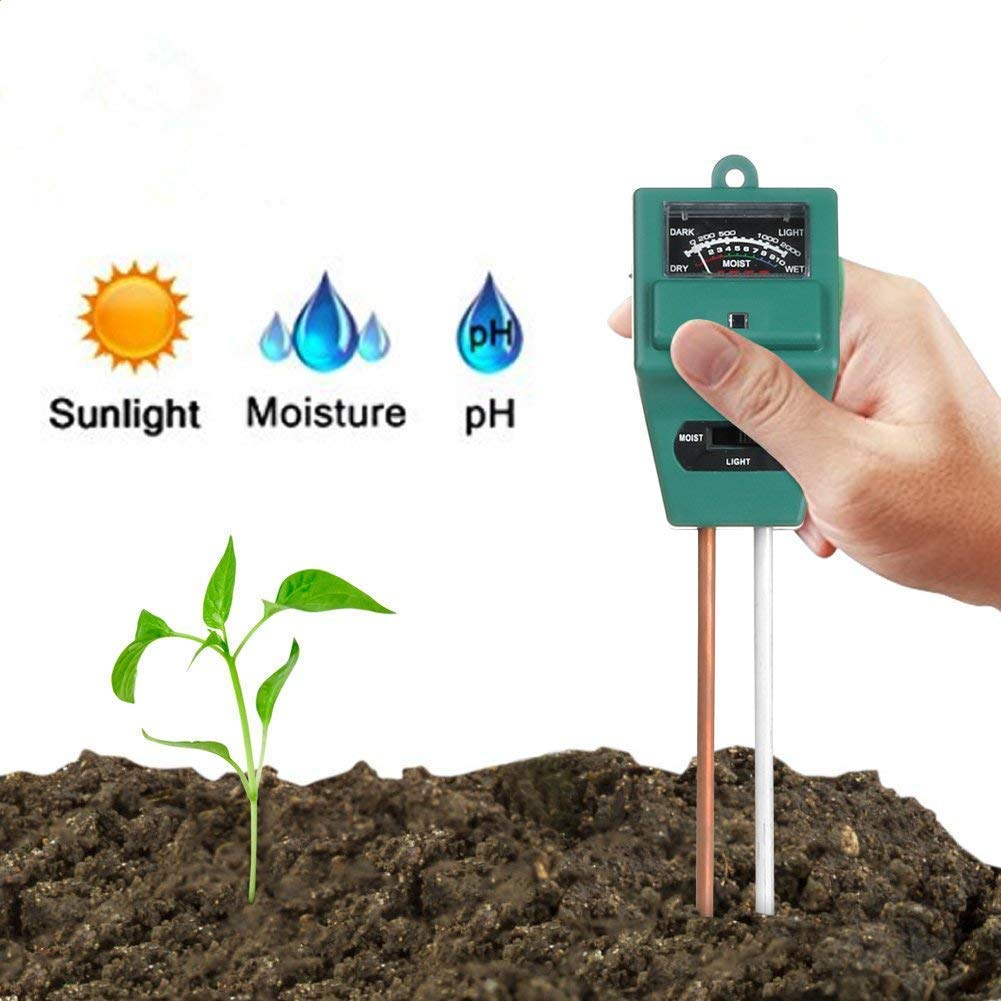 Hathdia Soil PH Meter