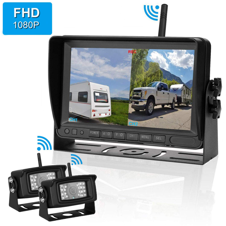 FHD 1080P Backup Camera