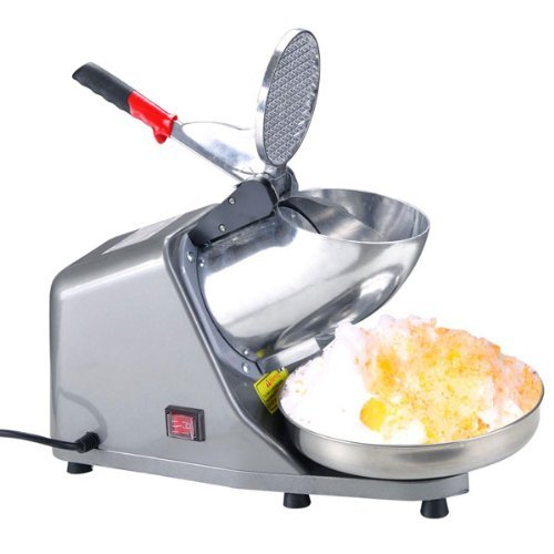 Koval Inc. Electric Ice Shaver Snow Cone Maker Machine 200w