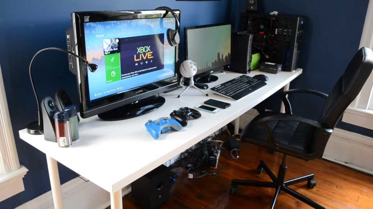 Top 10 Gaming Desks in 2020 - (Update)- Buy it Now!