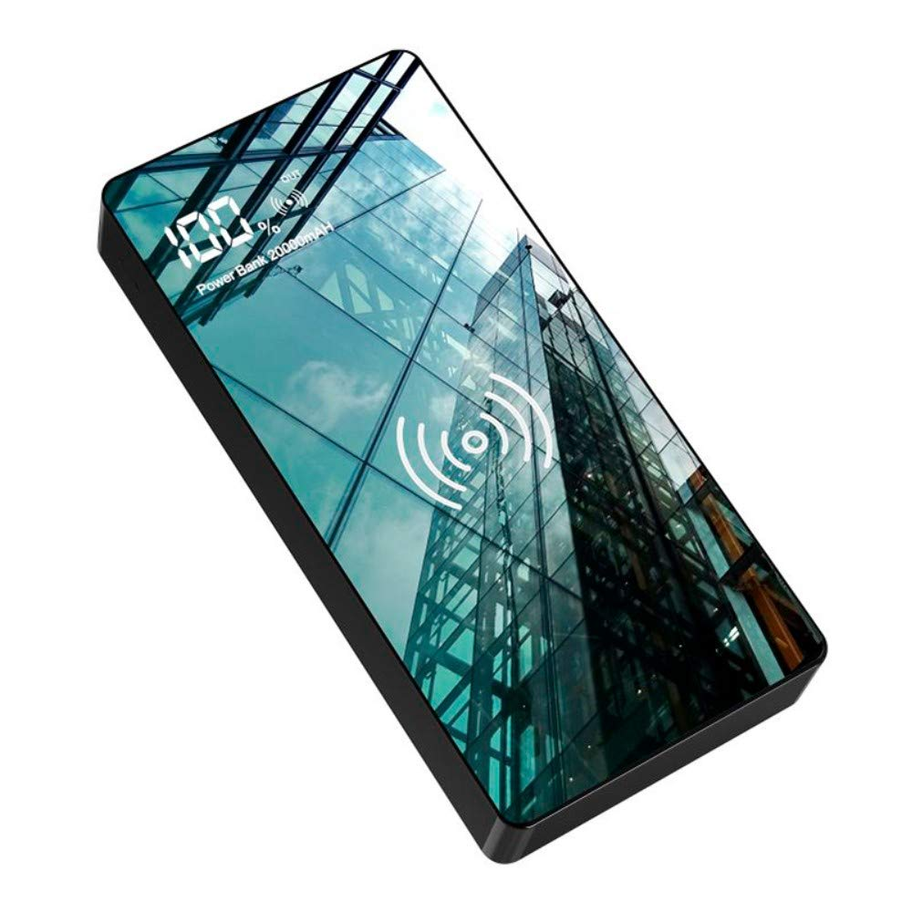 Wireless Portable Charger, 20000mAh high-Capacity high-Speed