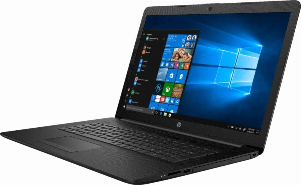 HP 2020 Newest Premium 15.6-inch HD Laptop, AMD A6-9225 Dual-Core 2.6 GHz, 8GB RAM, 1TB HDD, AMD Radeon R4, WiFi, HDMI, MaxxAudio, Bluetooth, Windows 10