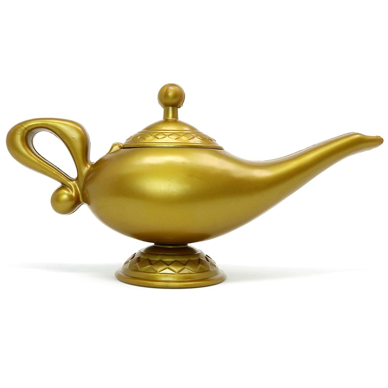Skeleteen Arabian Genie Oil Lamp