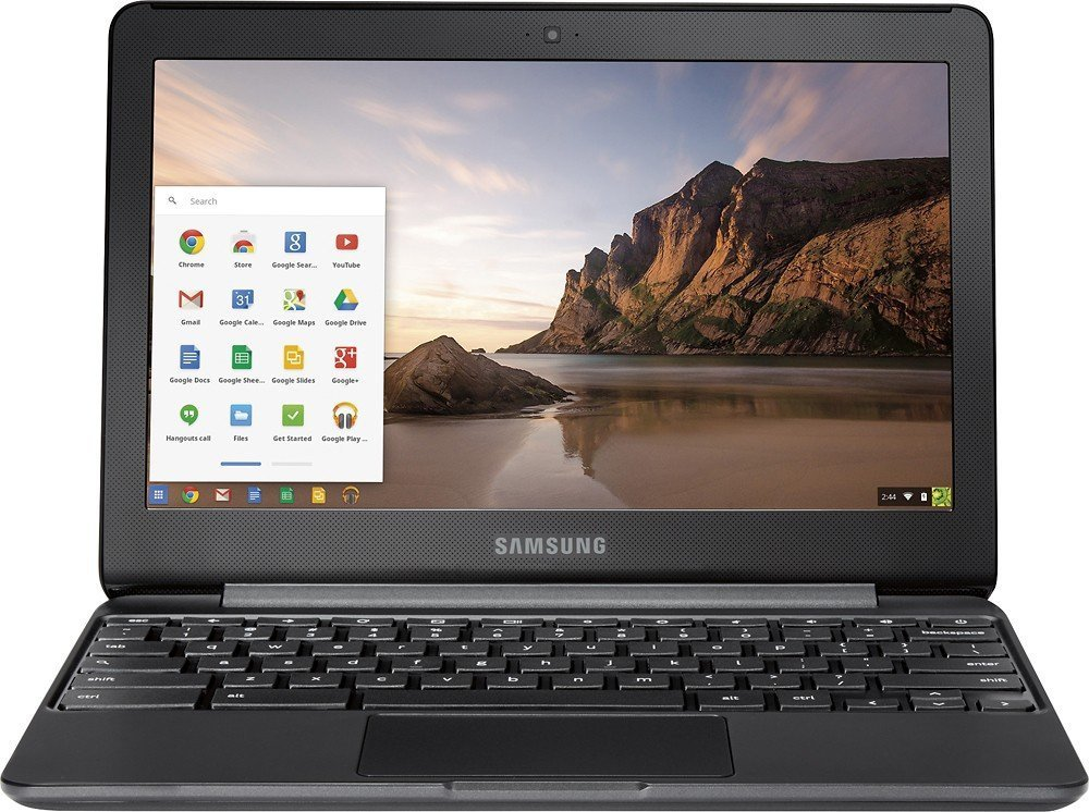 Samsung Chromebook 3, 11.6in, 4GB RAM, 16GB eMMC, Chromebook (XE500C13-K04US) (Renewed)