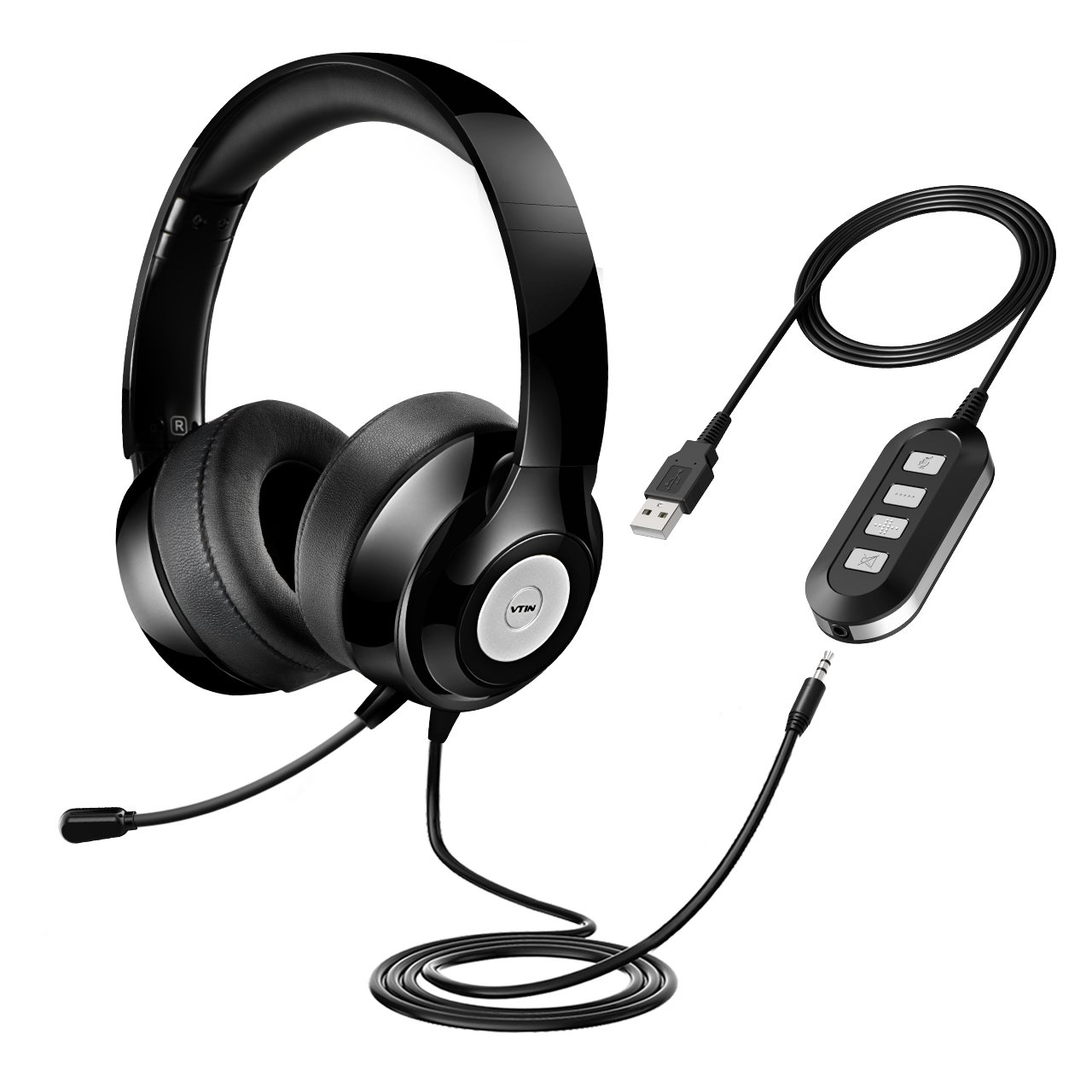 Vtin Headset with Microphone