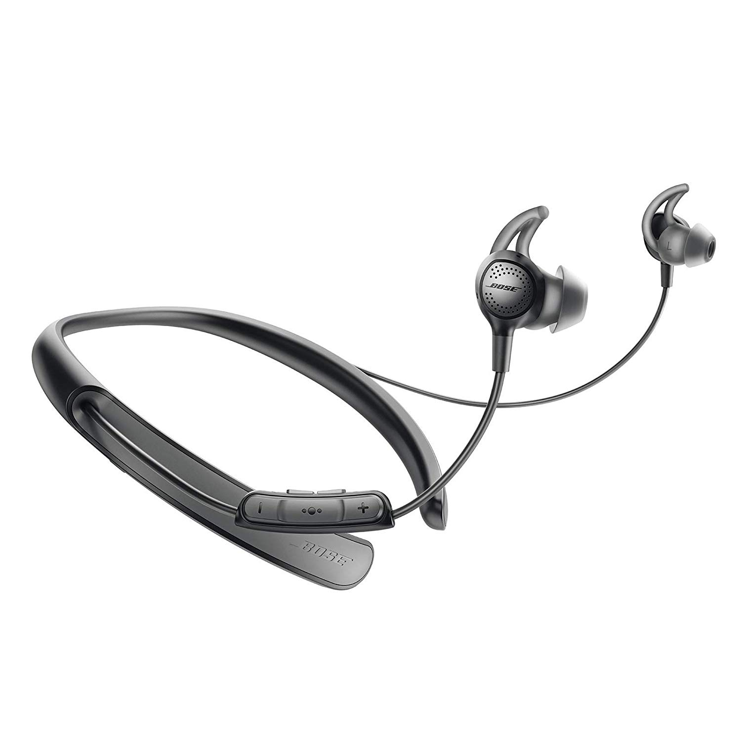 Bose Quietcontrol 30 Wireless Headphones, Noise Cancelling - Black
