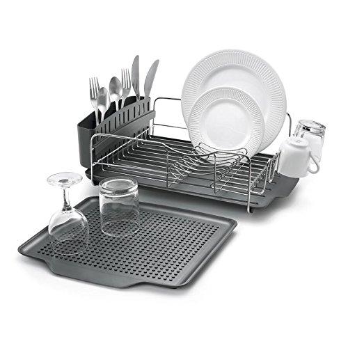 Dish Rack: Polder KTH-615 Dish Rack