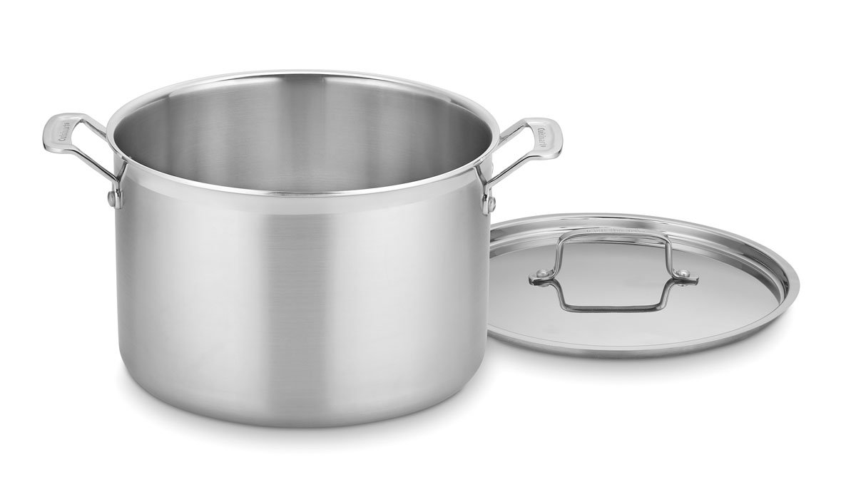 Stock Pot: Cuisinart MCP66-28N Stockpot with Cover