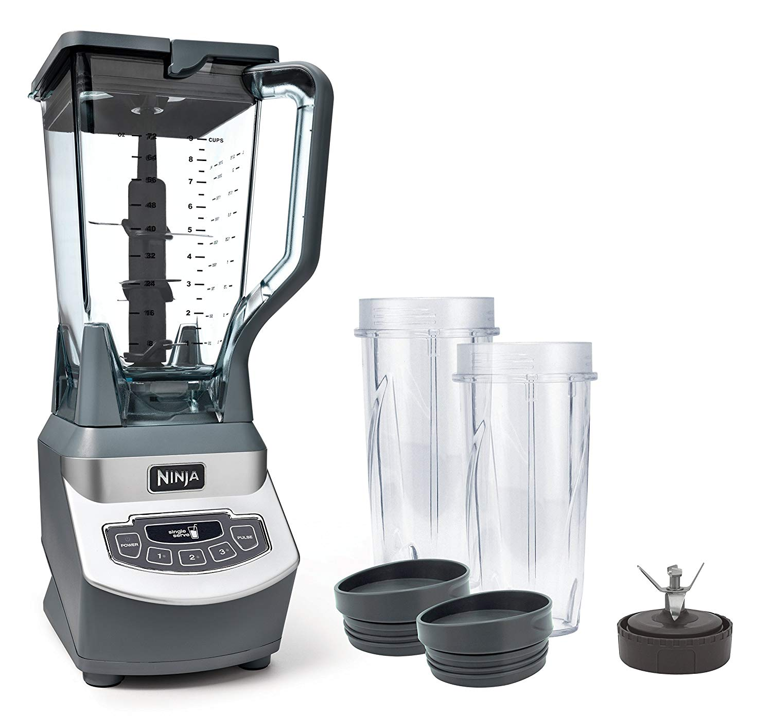 Blender: Ninja Professional Countertop Blender (BL660)