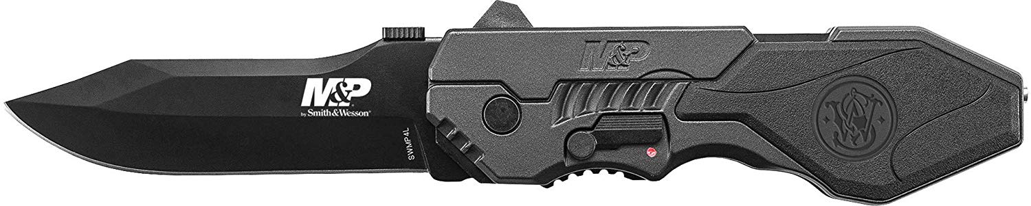 Smith & Wesson SWMP4L 8.6in High Carbon S.S.
