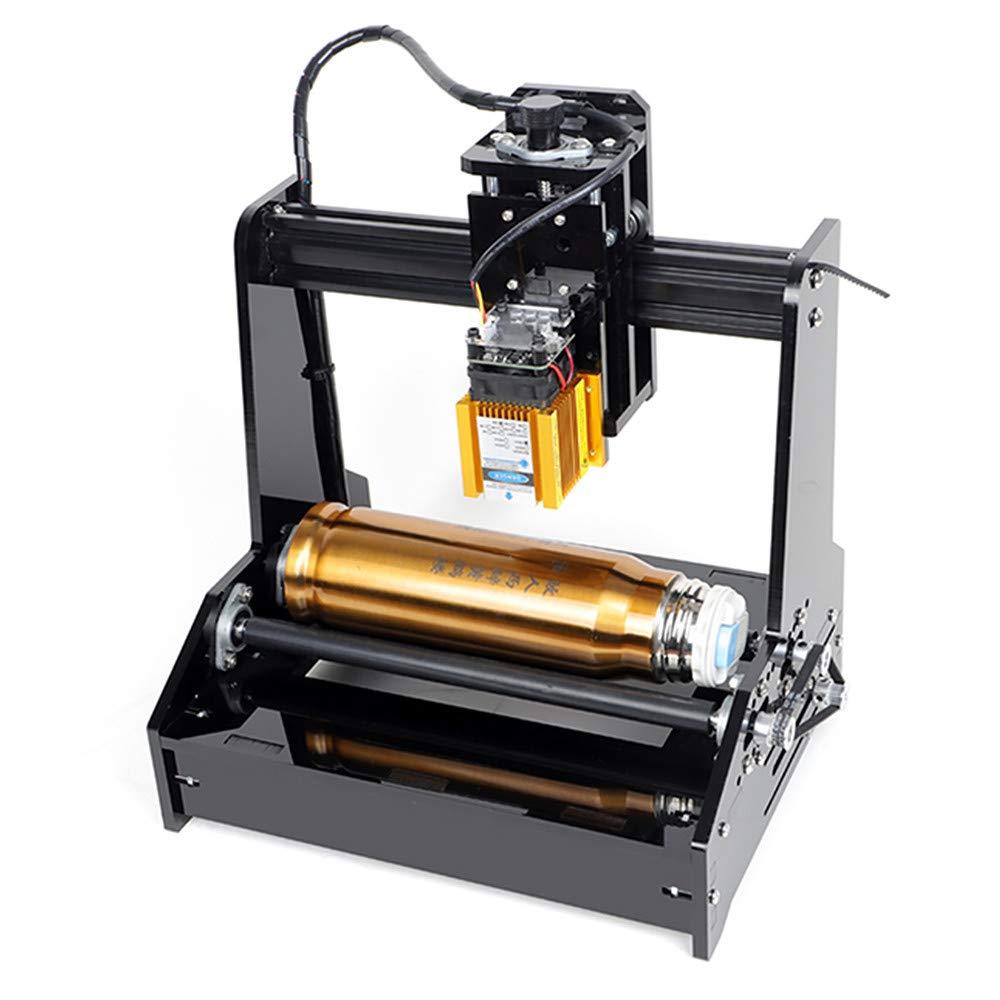 Uttiny DIY Cylindrical Laser Engraver