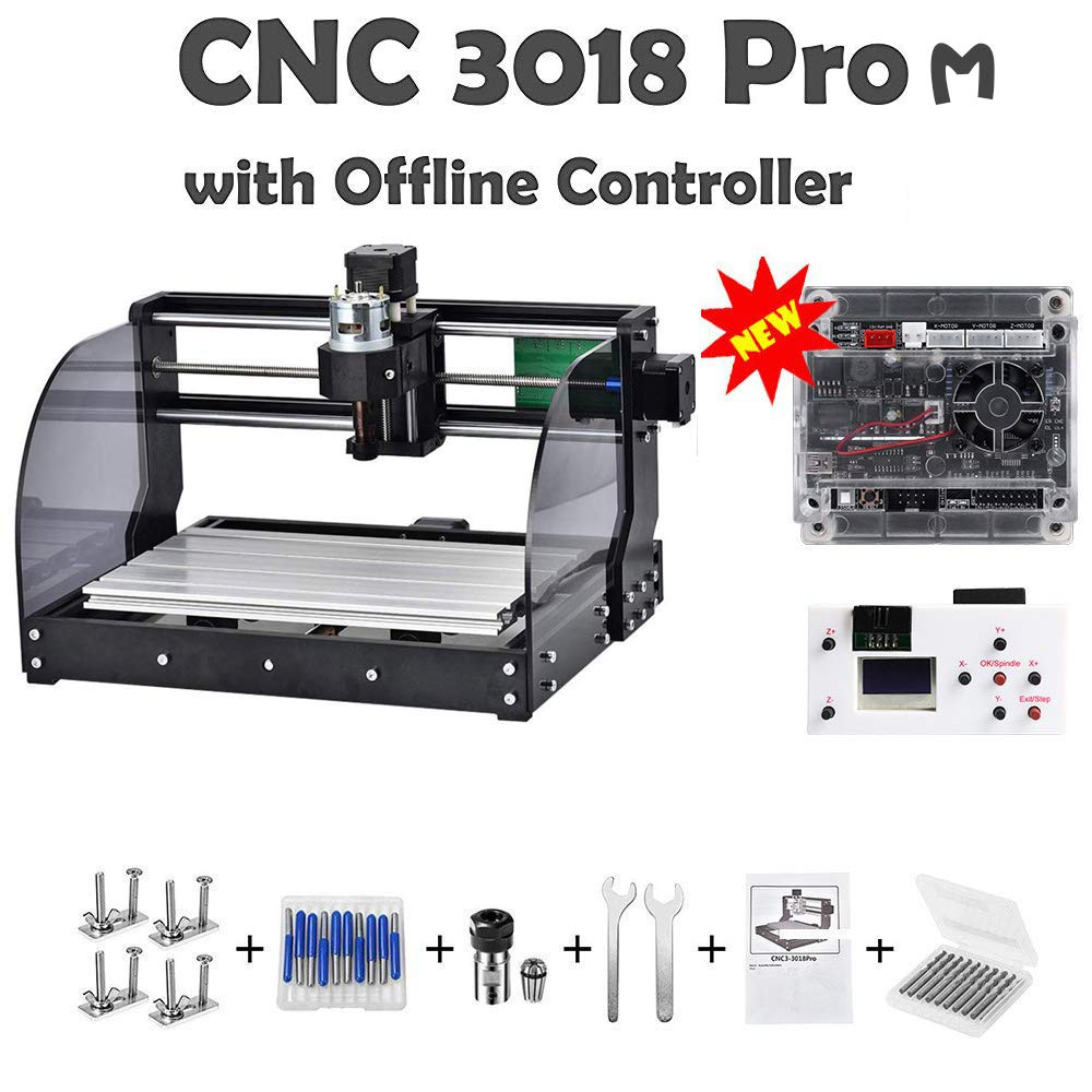 CNC 3018pro-M DIY Mini CNC Machine