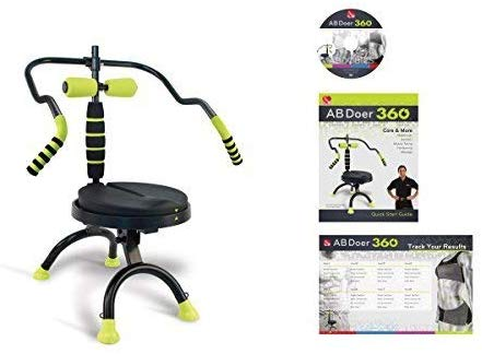 AB Doer 360 Transform Your Entire Body