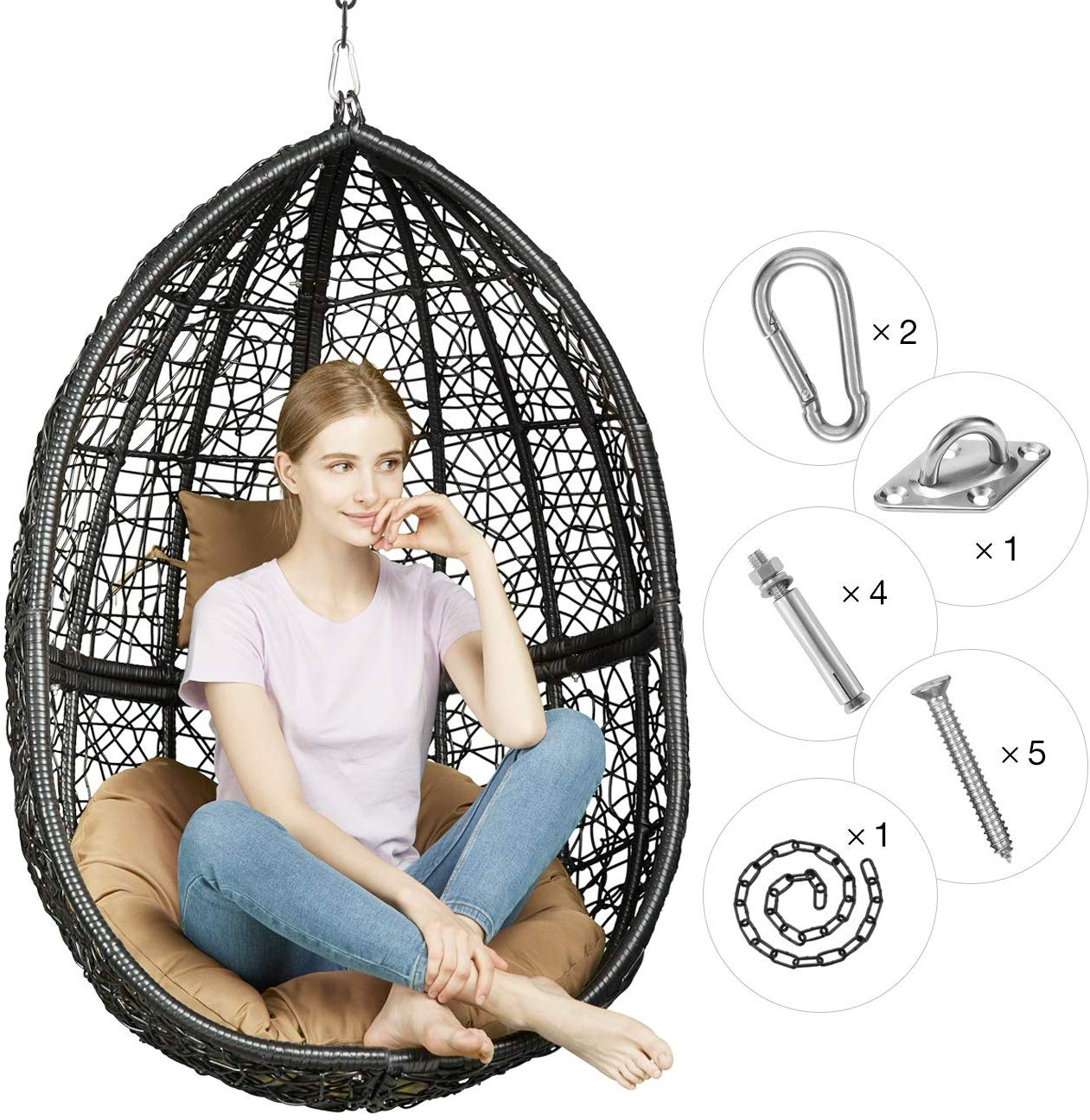 Best Egg Chair In 2020 Portable And Comfortable