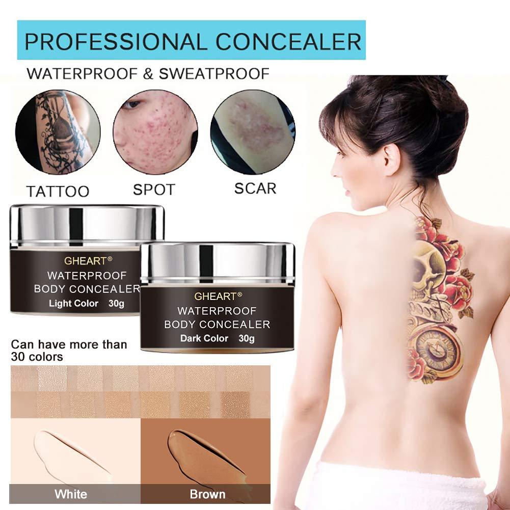 Makeup Concealer Waterproof Body Concealer