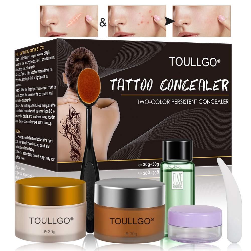 Makeup Concealer, Scar Concealer, Tattoo Concealer