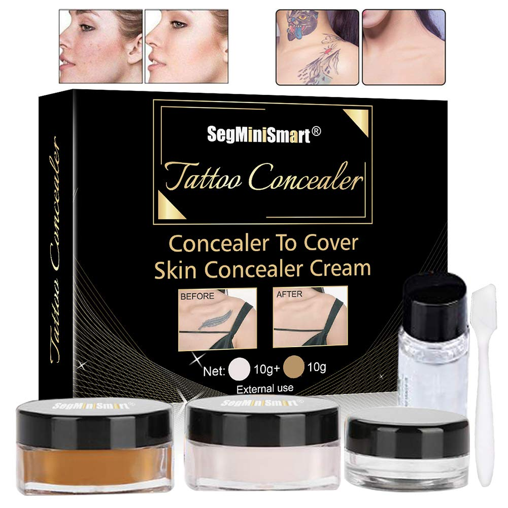 Tattoo Concealer,Scar Concealer,Makeup Concealer,Cover Tattoo,Birthmarks