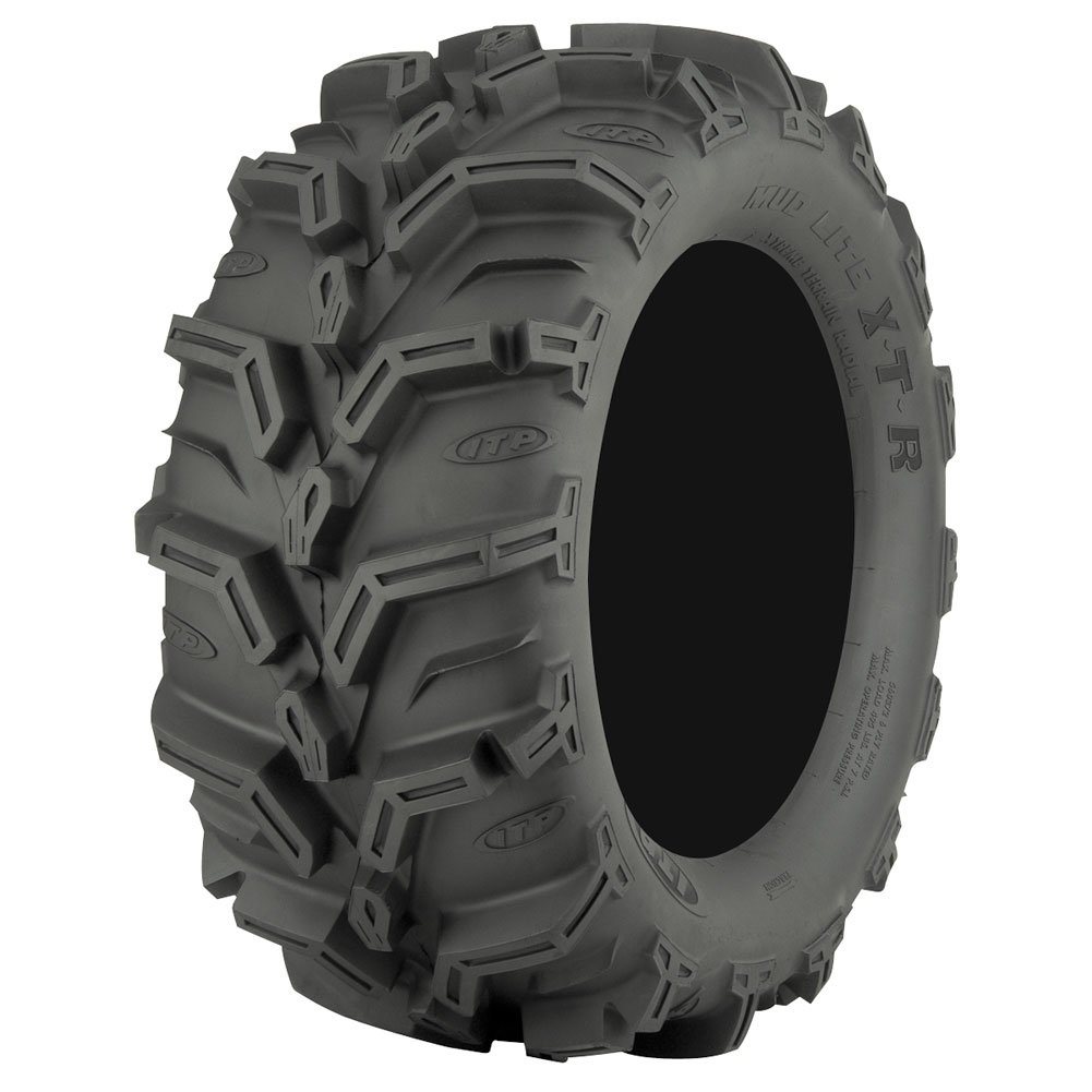 ITP Mud Lite XTR Tire - Front/Rear - 27x9Rx14 , Tire Size: 27x9x14, Rim Size: 14, Position: Front/Rear, Tire Ply: 6, Tire Type: ATV/UTV, Tire Construction: Radial, Tire Application: All-Terrain 560373
